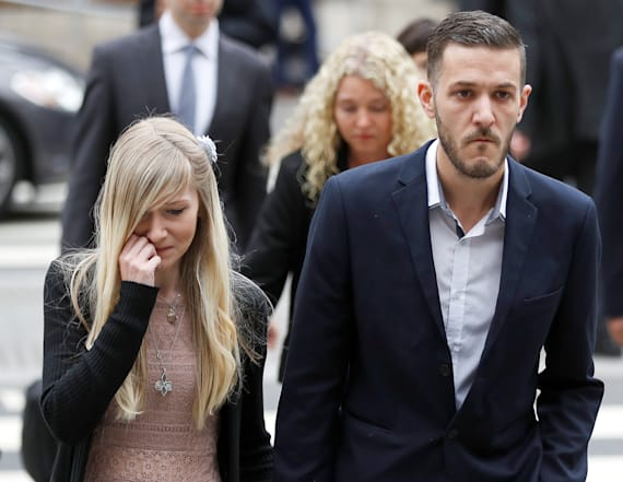 Charlie Gard's parents seek more time with sick son