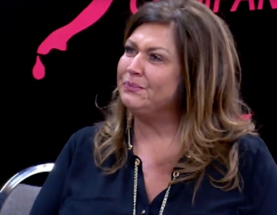 Abby Lee Miller uses Tinder, calls herself a 'wh-re'