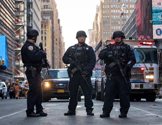 ISIS targeted NYC weeks before Port Authority blast