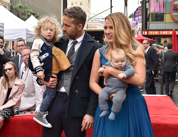 Blake Lively says daughter eats like a White Walker