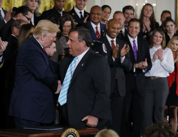 Christie to spill on Trump controversies in new book