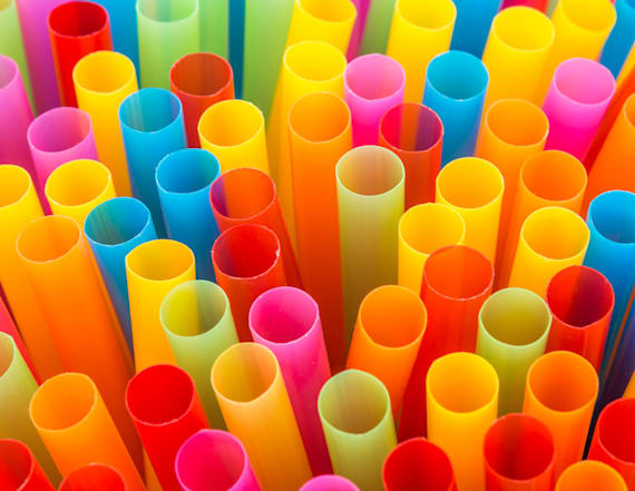 Why you should stop using straws immediately