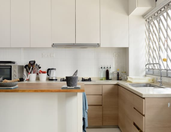 9 easy kitchen renovation hacks