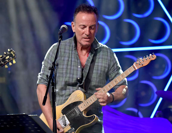 Springsteen joins Stand Up for Heroes