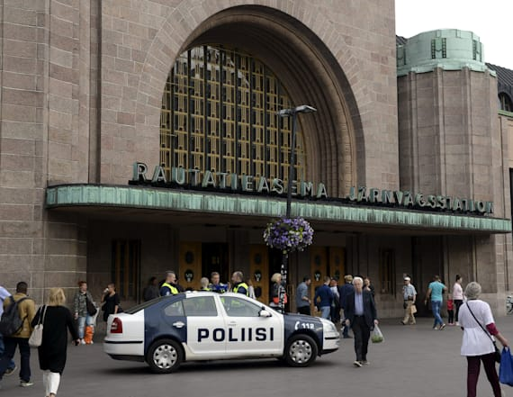 One dead, eight in hospital after Finland stabbings