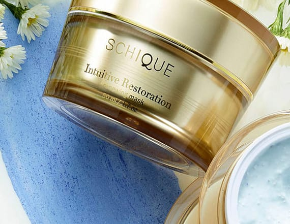 An anti-aging mask to renew your skin