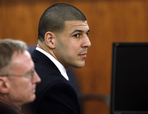 Notes found by Hernandez's body given to family