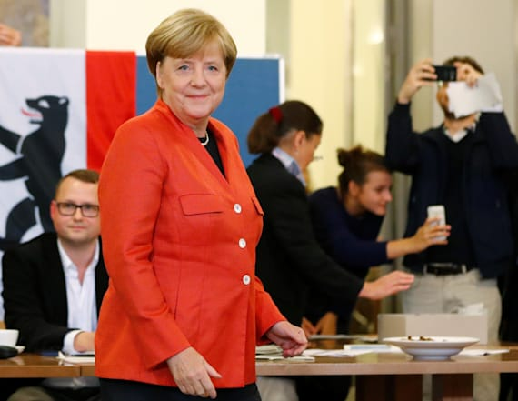 Merkel wins fourth term as chancellor of Germany