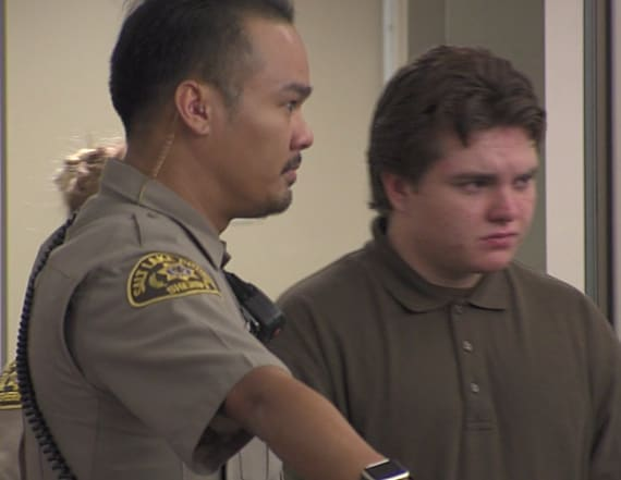 Teen pleads guilty to raping, murdering young girl