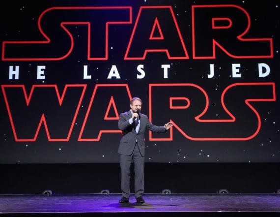 New Star Wars 'Last Jedi' trailer arrives