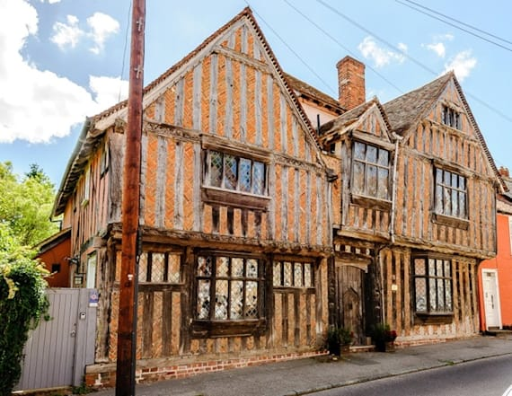 Harry Potter's medieval birthplace listed for $1.29M