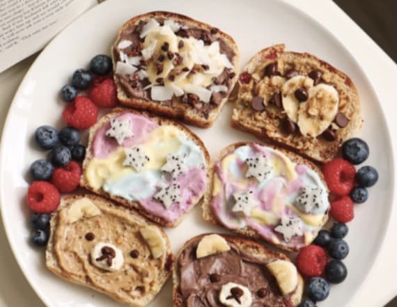 15 creative, healthy breakfasts for back-to-school