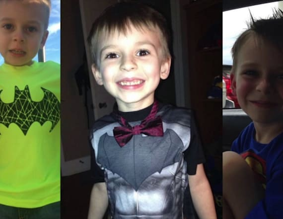 5-year-old dies from blunt force trauma