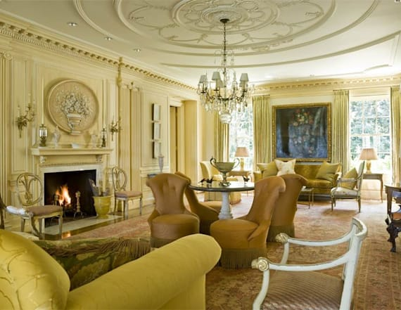 Jackie O's childhood mansion listed for $49.5M
