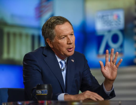 Kasich weighs in on O'Reilly's sudden ouster