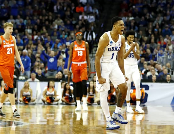 Duke defeats Syracuse to advance to Elite Eight