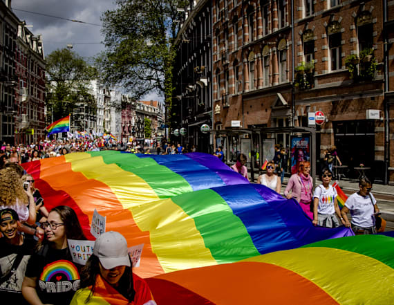 Same-sex marriage currently legal in 25 countries