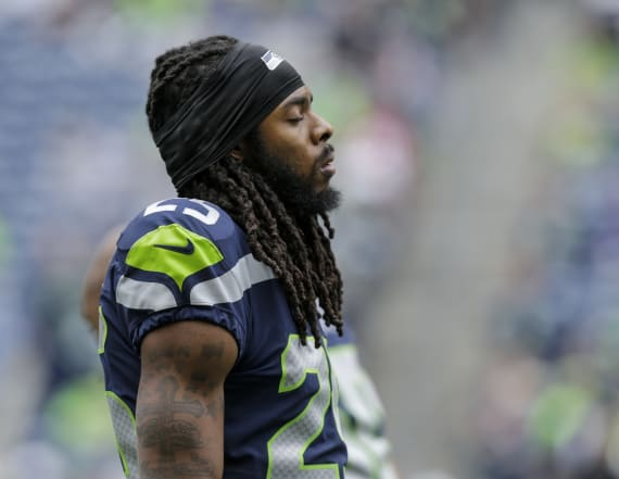Richard Sherman speaks out on possible NFL collusion