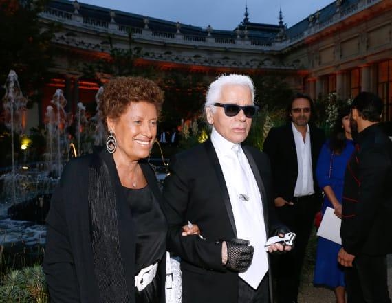 Carla Fendi dies at age 79
