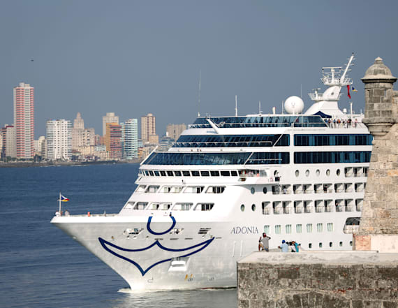 Scam alert -- Company claims to offer free cruises
