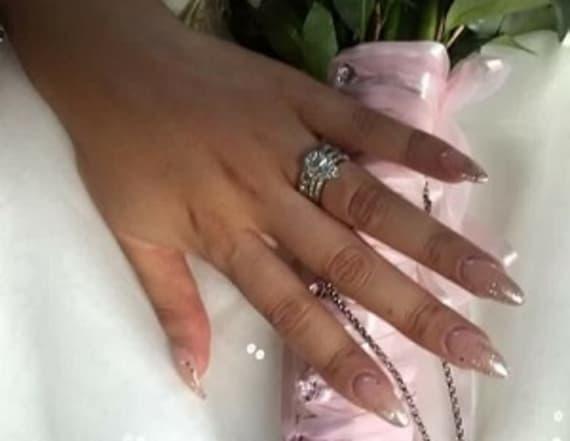 TSA finds woman's missing diamond ring in empty bin