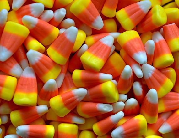 Here's what candy corn is actually made of