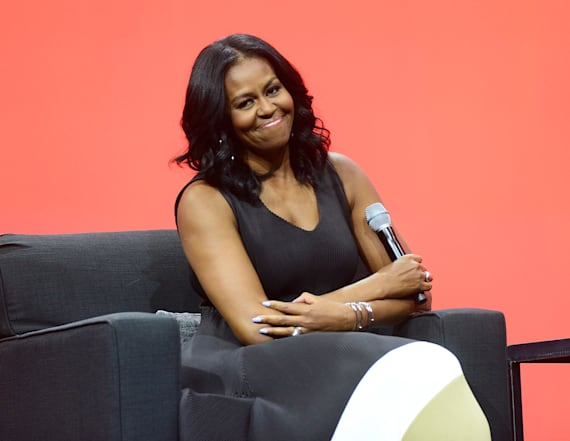 Michelle Obama opens up about running for office