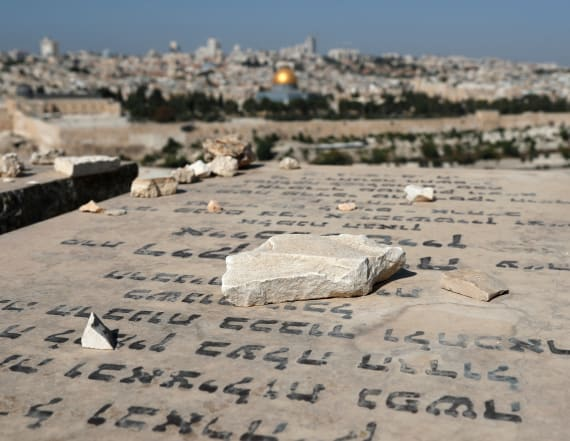Jerusalem is creating an underground cemetery