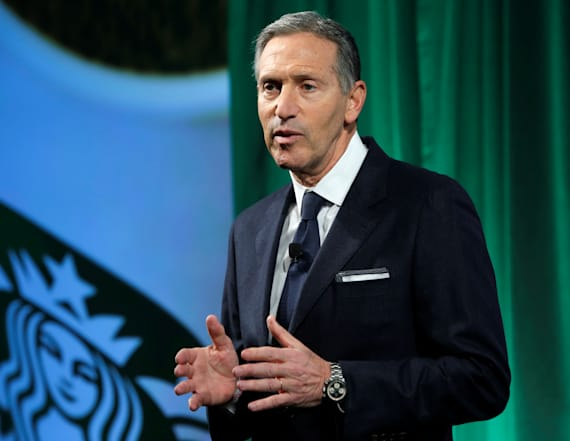Howard Schultz slams state of American values