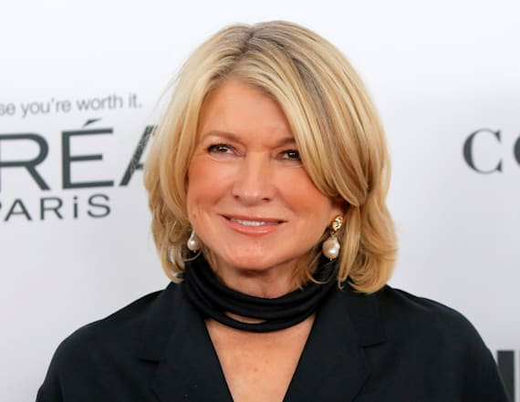 Martha Stewart almost ruined her first Thanksgiving