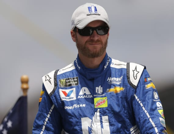 NASCAR legend Dale Earnhardt Jr. signs deal with NBC