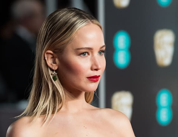 Jennifer Lawrence dropped out of school at 14