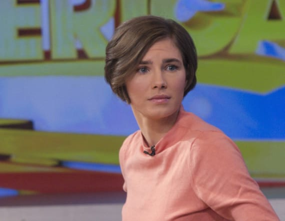 Amanda Knox makes Instagram public