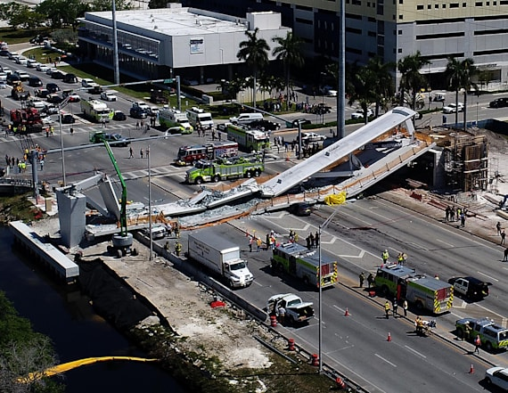 Police believe all victims found in bridge collapse