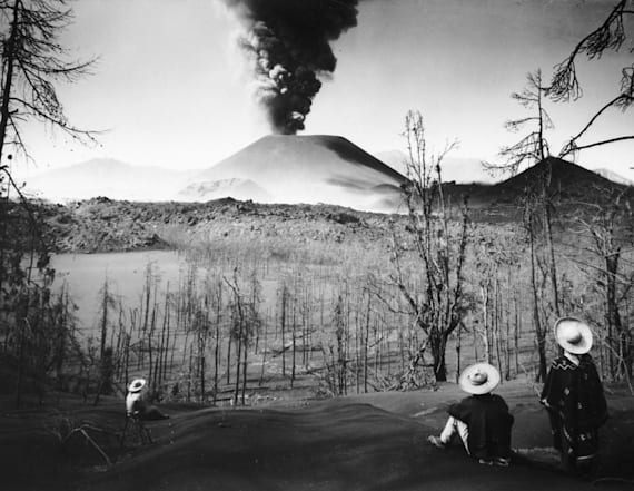 In 1943, this volcano sprang up from a cornfield