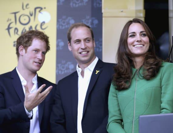 Prince Harry made big sacrifice for William