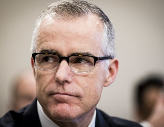 Andrew McCabe has reportedly signed a book deal