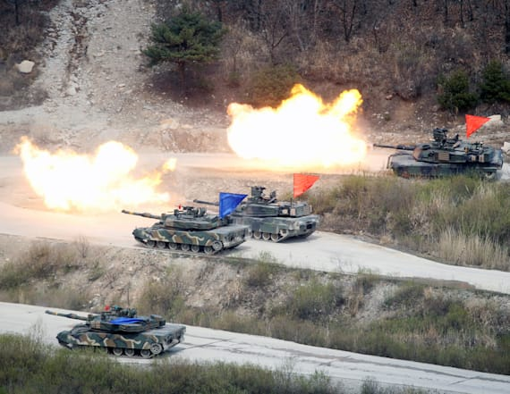 N. Korea sees US-South Korea drills as invasion prep