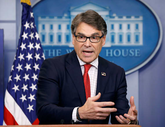Rick Perry duped into fake interview with comedians