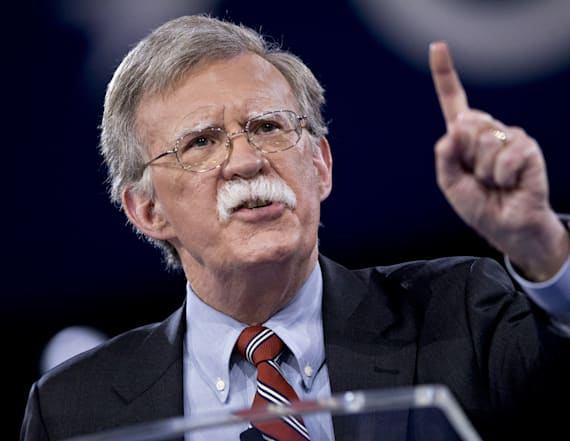 Bolton to reportedly oust 'disloyal' NSC staffers