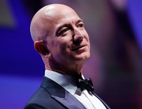 Bezos closing in on $100B after Black Friday surge