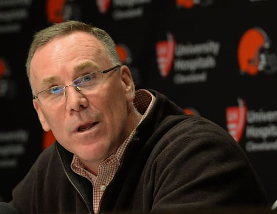 Browns GM says the team doesn't have 'real players'