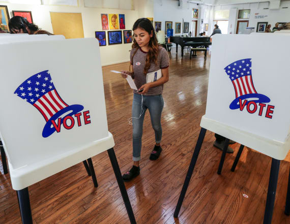 Study shows impact of voter ID laws on 2016 election