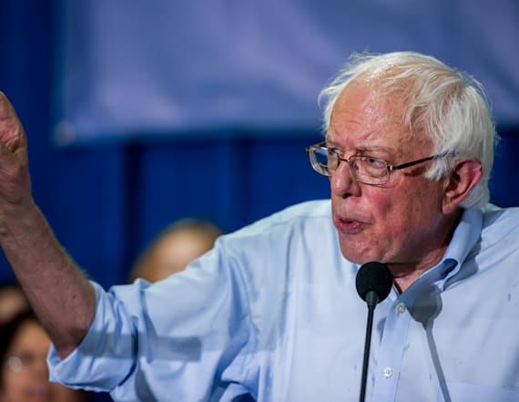 Bernie Sanders strikes back at Amazon