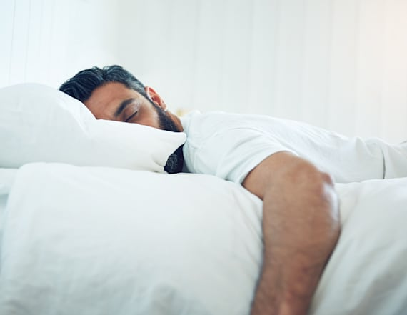 Sleeping in this temperature can make you less tired