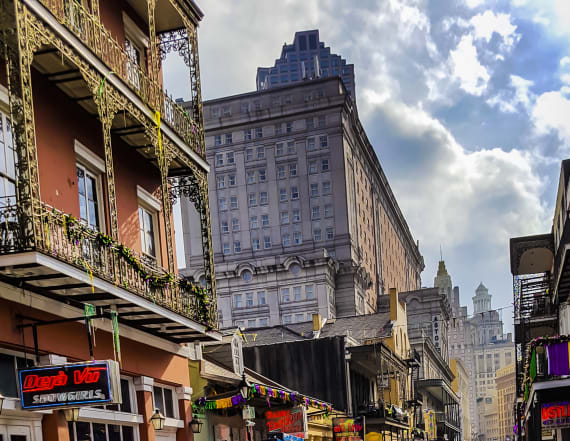 Proof NOLA is the perfect spot for a family vacay