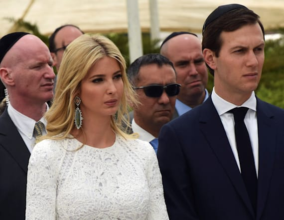 Ivanka Trump faces criticism over dress