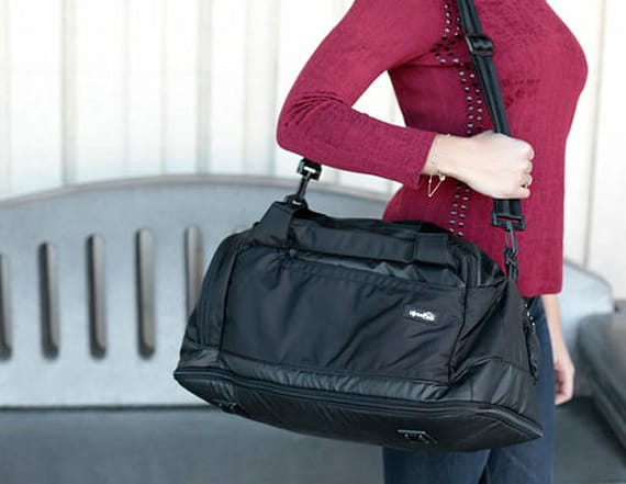 Check out the most innovative duffle bag ever