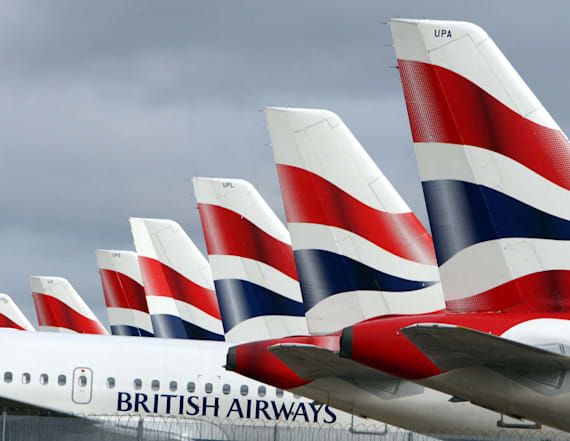 British Airways cancels all flights from 2 airports