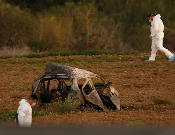 Investigative journalist killed in Malta car bomb